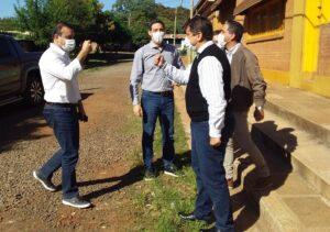 Herrera Ahuad visitó el Centro de asistencia y seguimiento de jóvenes judicializados en Posadas y proyectó replicar el mismo modelo al resto de la provincia