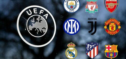 Anunciaron la creación de la Superliga europea: ¿de qué se trata el torneo que amenaza con cambiar el fútbol?