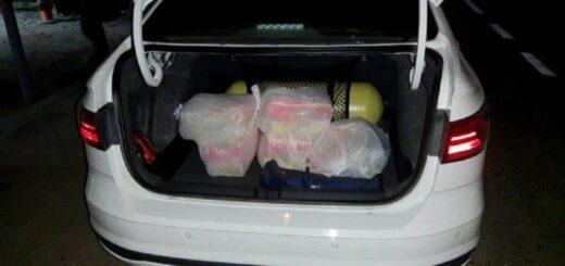 Transportaban 13 millones de pesos ocultos en cajas de cereales para niños