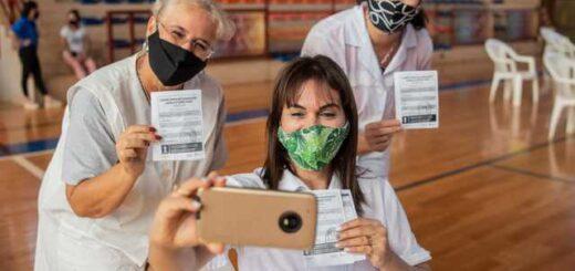 Coronavirus en Misiones: se inicia aplicación de la segunda dosis Sinopharm a docentes que se vacunaron entre el 3 y 12 de marzo