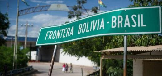 Coronavirus: Bolivia extendió el cierre de la frontera con Brasil