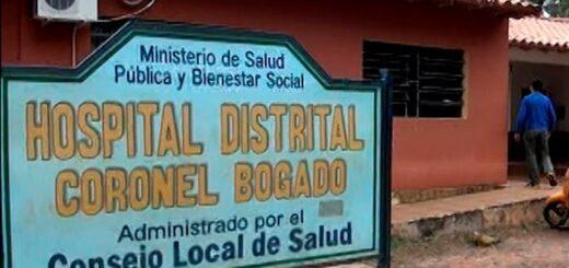 Hospitales saturados en Paraguay: el director del hospital de Coronel Bogado aseguró que aumenta severamente la demanda de oxígeno