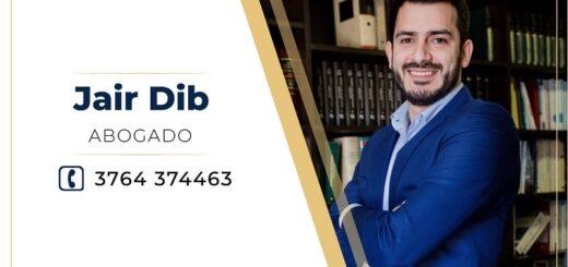Elecciones 2021: el joven abogado Jair Dib, el golfista Daniel Vancsik y Horacio Martínez, algunos de los candidatos de los sublemas de la Renovación en Posadas