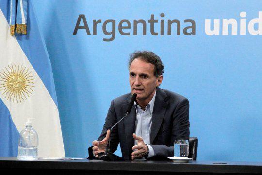 Gabriel Katopodis se hace cargo del Ministerio de Transporte de forma transitoria