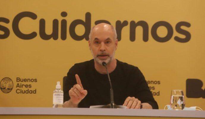 Pese al fallo de la Justicia, ratifican que este miércoles hay clases presenciales en la Ciudad de Buenos Aires