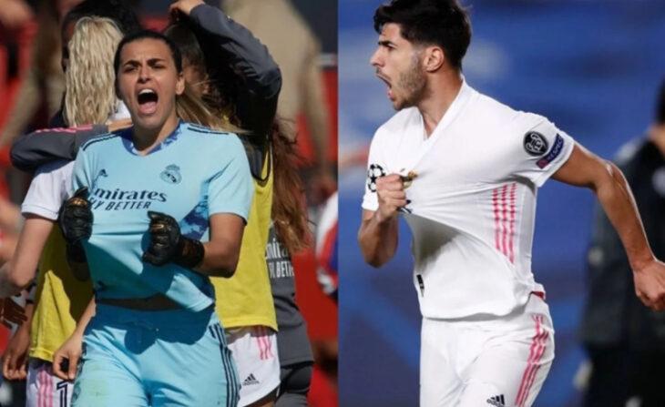 """""""Misma pasión"""": el mundo del fútbol se unió contra el ataque machista que sufrió la arquera del Real Madrid"""