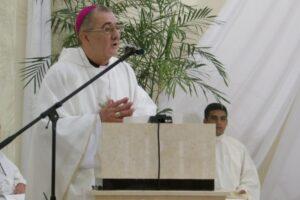 """Pascua, vida y esperanza"": carta del obispo de Posadas, Juan Rubén Martínez"