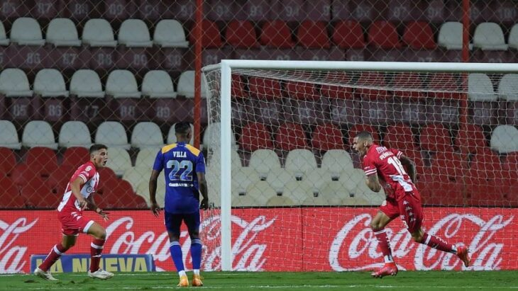 Copa Liga Profesional: con dos misioneros como titulares, Unión sorprendió a Boca y ganó 1-0