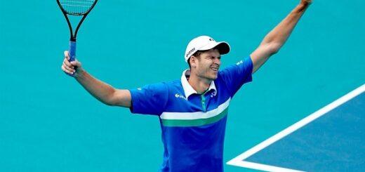 Tenis: el polaco Hubert Hurkacz se quedó con el Masters 1000 de Miami