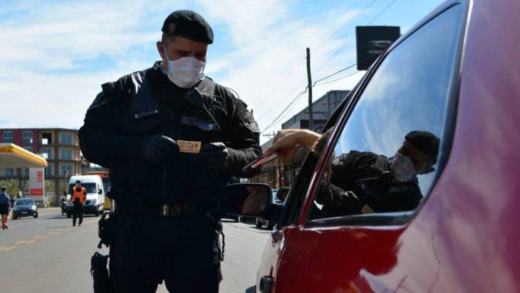 Policía provincial
