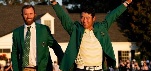 Golf: Hideki Matsuyama hace historia y se convierte en el primer japonés en ganar un Major