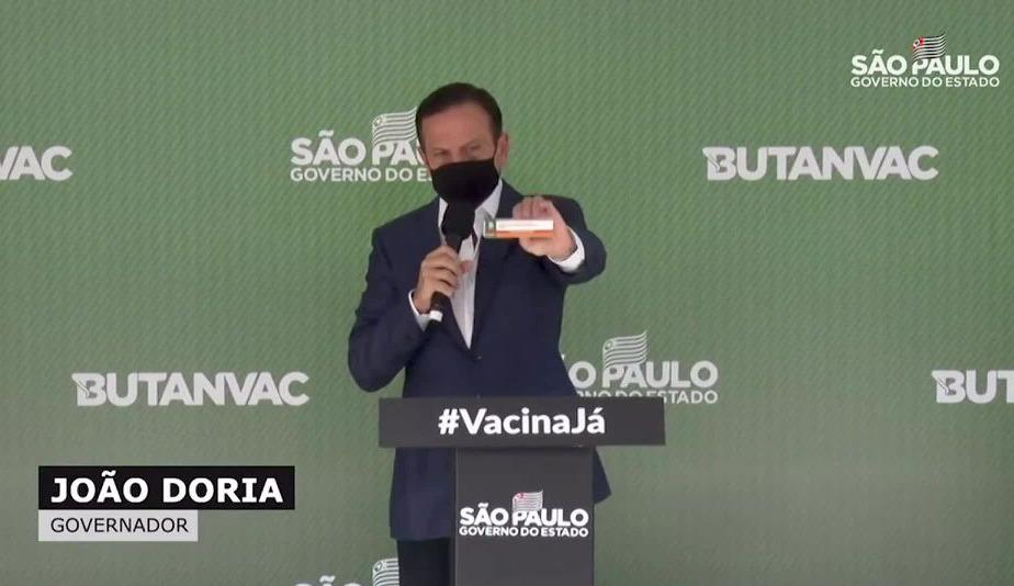 Brasil inició la producción de Butanvac, su primera vacuna contra el COVID-19