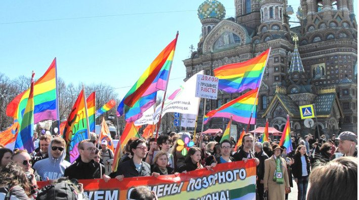 Putin prohibió el matrimonio igualitario