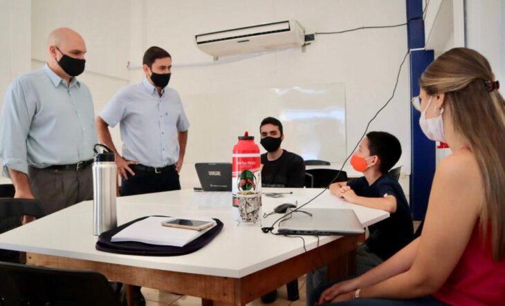 Eldorado: este lunes iniciaron las clases en la Escuela de Robótica