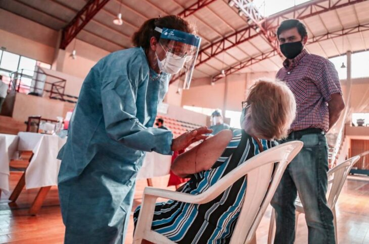 """Día Mundial de la Salud: """"La salud de la población de Eldorado es una prioridad para esta gestión"""""""