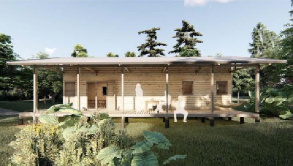 Santiago Ros destacó los beneficios del acuerdo entre el IPRODHA y el INYM para construir albergues para tareferos