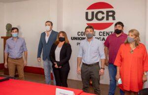 #Elecciones2021: UCR Misiones presentó a los candidatos que competirán en las legislativas del 6 de junio