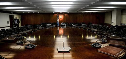 Carlos Jorge Giménez y Flavio Marino Morchio representarán a magistrados y funcionarios en el Consejo de la Magistratura