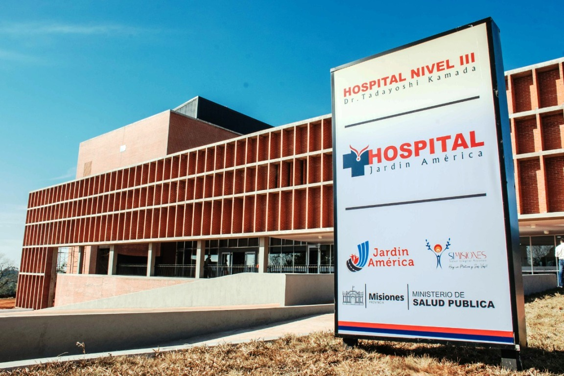Misiones sumó a su red sanitaria un nuevo hospital de Nivel III con la ampliación del Samic de Jardín América