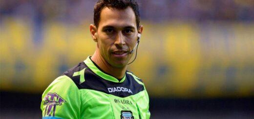 Copa Liga Profesional: Facundo Tello será el árbitro del Superclásico