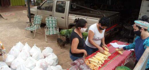 Red de cooperativas de productores cumple un año ofreciendo frutas y verduras a precios populares en distintos puntos de Misiones