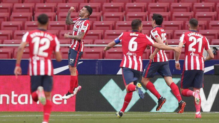 Atlético Madrid defiende la punta de La Liga en su visita a Elche