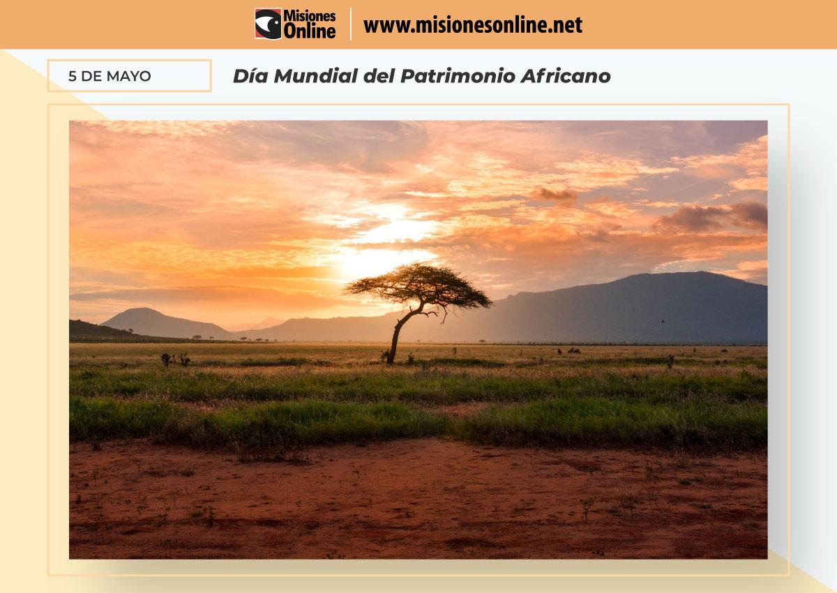 dia del patrimonio africa