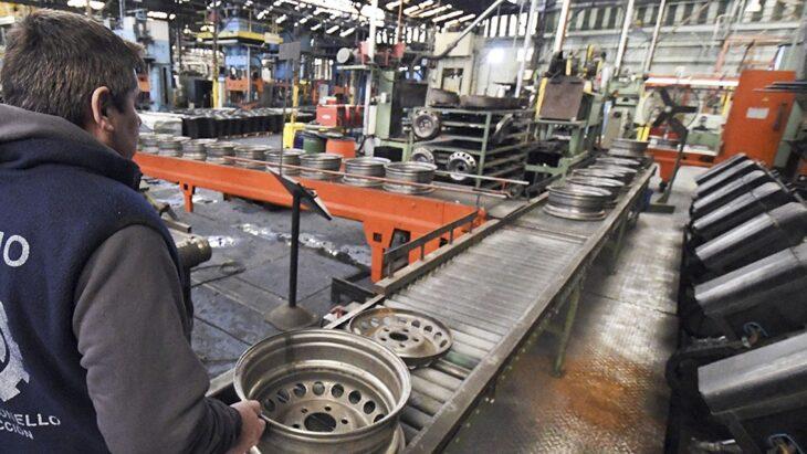 La producción metalúrgica creció un 25% y lleva siete meses consecutivos de recuperación