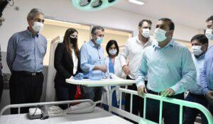 Oberá: con el servicio de UTI y Nefrología recientemente inaugurados, el hospital Samic también prevé incorporar el servicio de Oncología