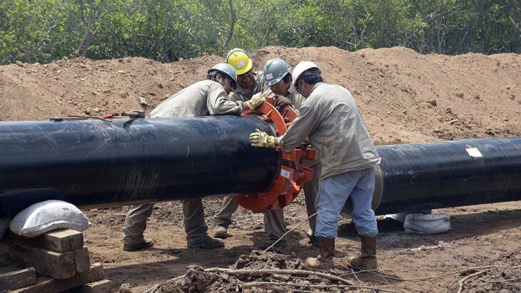 Anunciaron la reactivación del gasoducto del NEA