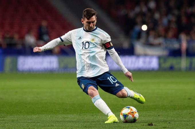 """Lionel Messi: """"Siempre queremos ganar, es el objetivo"""""""