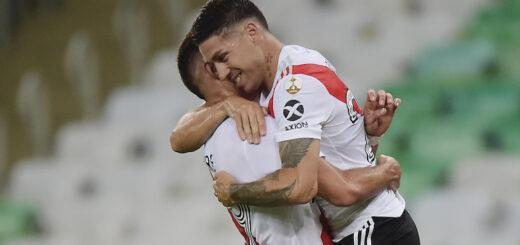 """River busca los octavos de final ante Fluminense en el """"Monumental"""" de Núñez"""