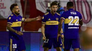 Boca le ganó a Lanús y se aseguró la clasificación a cuartos de la Copa de la Liga