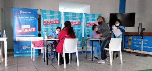 Buenos Aires superó los tres millones de vacunados