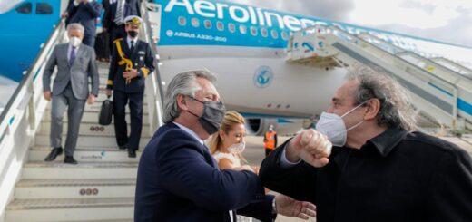 El presidente Alberto Fernández hizo un balance de su gira por Europa y anticipó más tiempo de negociación con el FMI