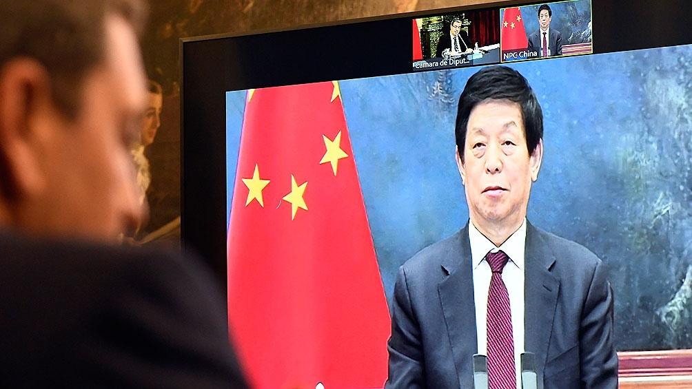 China transmitió su respaldo a la Argentina en la negociación con el FMI