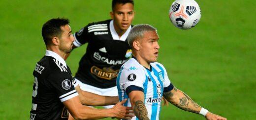 Racing buscará dar un nuevo paso hacia los octavos en su visita a Sporting Cristal: hora, TV y formaciones