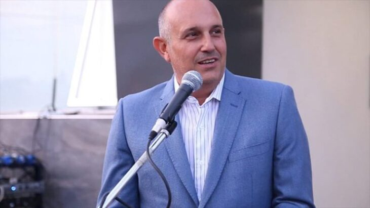 Este mediodía el Presidente le tomará juramento a Alexis Guerrera, el nuevo ministro de Transporte