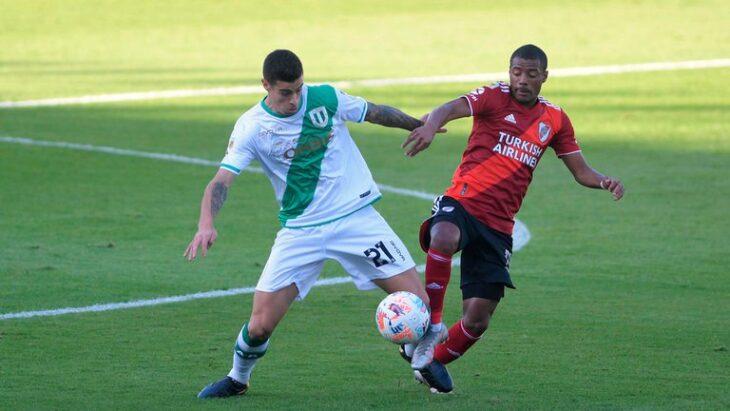 River cayó ante Banfield y complicó su clasificación en la Copa Liga Profesional