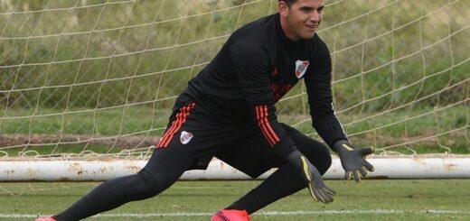 River jugará ante Boca con un arquero amateur por el brote de covid-19: quién es Alan Díaz