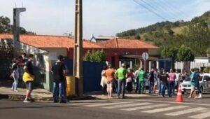 Horror en Brasil: un adolescente mató a tres niños y una maestra en un jardín de infantes