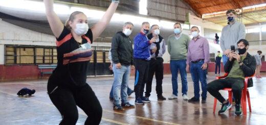 El Programa Municipalización de Políticas Deportivas llegó a Campo Grande