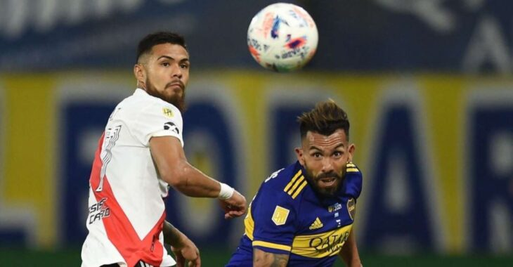 Habrá Superclásico: Boca y River se enfrentarán en los cuartos de final de la Copa de la Liga Profesional