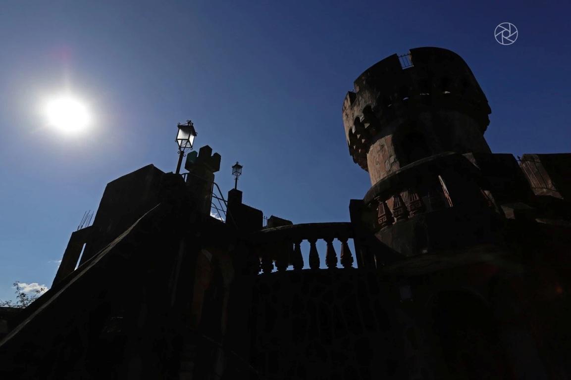 No es de una película: ¿Ya escuchaste hablar del Castillo Echauri a 260 kilómetros de Posadas?