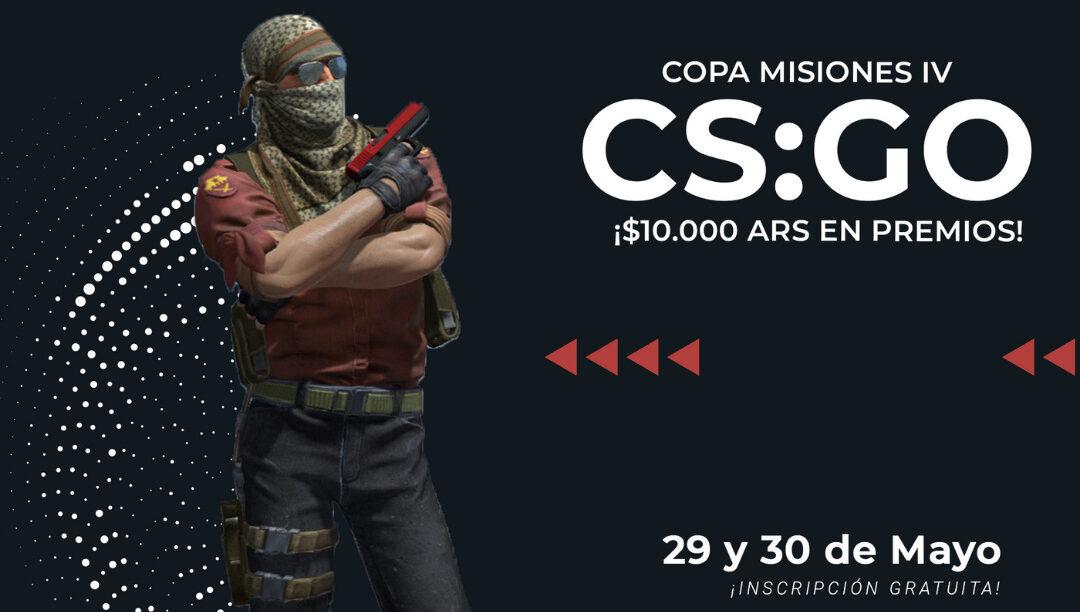 Copa Misiones 4 csgo