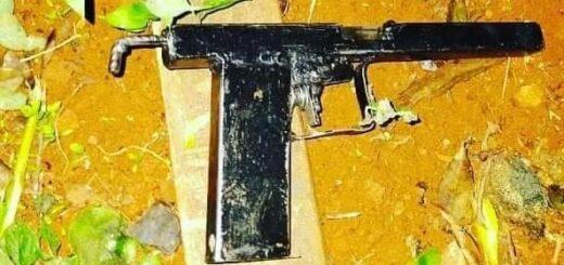arma de fuego casera