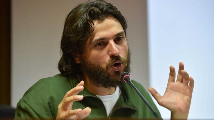 Derechos Humanos: delegación argentina viajó a Colombia pero retuvieron a Juan Grabois