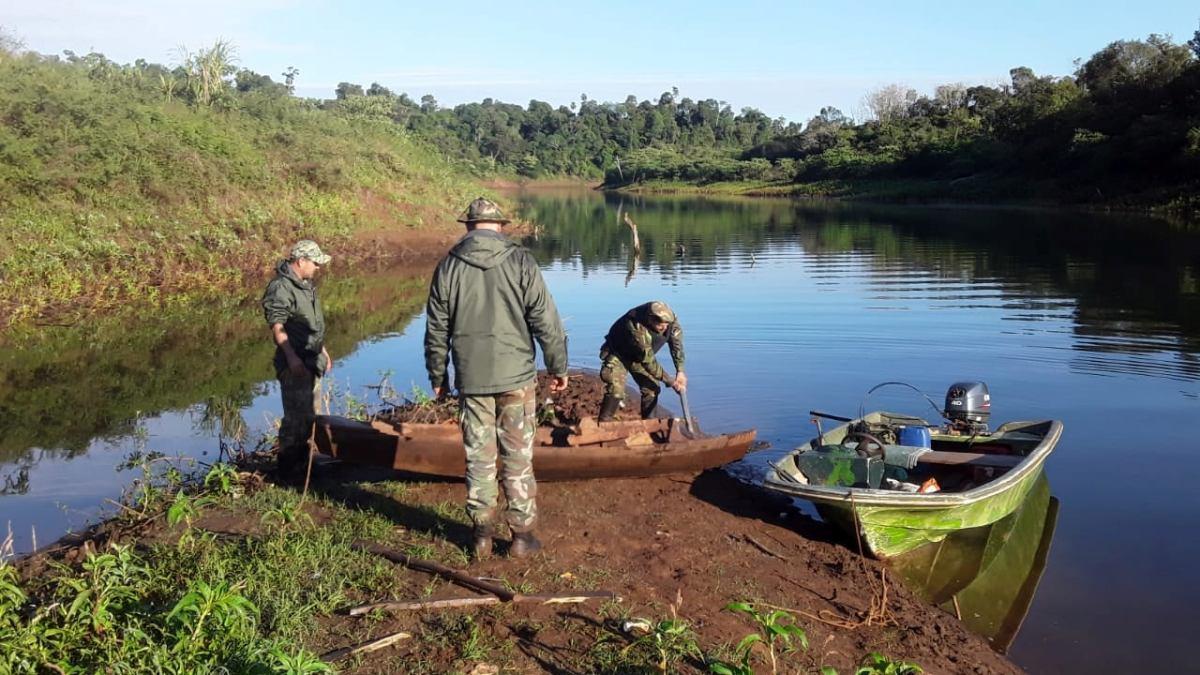 Fiscalización contra los delitos ambientales: no cesa la caza furtiva en las áreas protegidas de la zona norte de Misiones