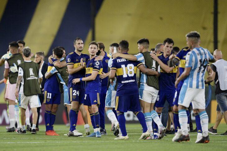 Russo y Pizzi tienen todo claro para la semifinal de la Copa de la Liga: cómo formarán Boca y Racing en San Juan
