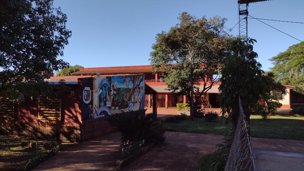 Celebran un nuevo aniversario del Instituto San Ignacio de Loyola de Posadas